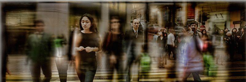 Andrea Garuti, 2008, Hong Kong, dalla serie Slow Motion