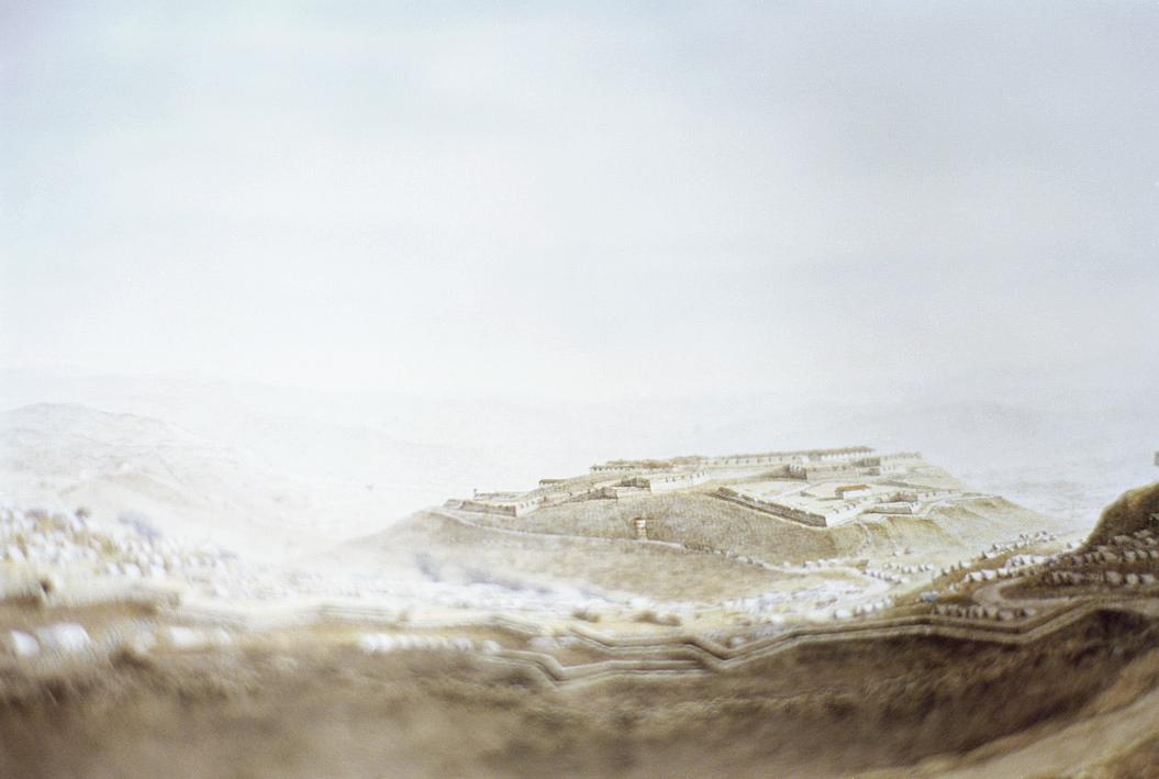 Marco Campanini, 2005,  Topografia immaginaria AE,  Stampa C-Print da negativo cm 30 x 45 es. 3/7